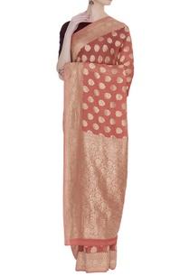 khadi-woven-georgette-sari