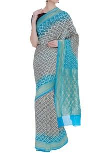 georgette-handwoven-sari