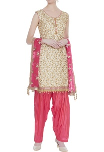 mirror-aari-embroidered-kurta-set