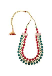 kundan-layered-statement-necklace