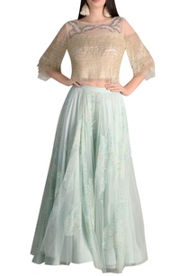 organza-bugle-bead-embroidered-skirt