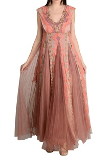 threadwork-embroidered-flared-gown