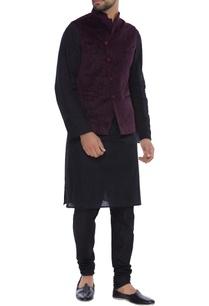 overlap-style-button-down-nehru-jacket