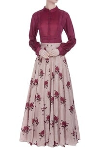 rose-printed-pleated-maxi-skirt
