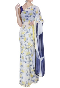 block-printed-hand-painted-sari-with-unstitched-blouse