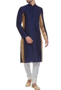 side-spray-print-kurta
