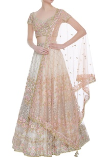 floral-embroidered-lehenga-set-with-peach-dupatta