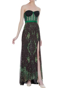 hand-embroidered-gown-with-side-slit