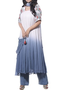 hand-embroidered-kurta-with-palazzo-pants-and-dupatta