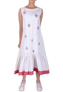 hand-embroidered-midi-dress