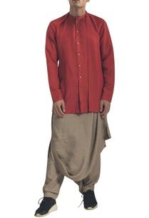 linen-shirt-with-button-placket