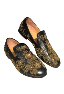 zari-sequin-pure-leather-handcrafted-loafers