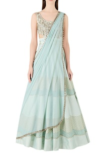 embellished-lehenga-with-embroidered-blouse-and-dupatta