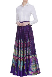 dupion-silk-printed-maxi-skirt