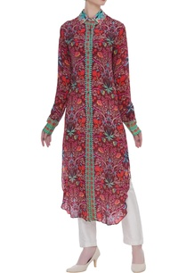 floral-printed-crepe-tunic