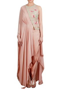 embroidered-jacket-flared-tunic-with-draped-pants