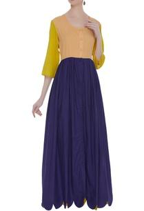 scallop-edge-maxi-dress