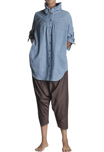 handspun-khadi-button-down-shirt