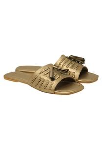 leatherette-matte-finish-slip-on-sandals
