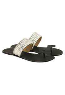leatherette-slip-on-sandals