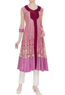gota-embroidered-kurta