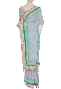 threadwork-embroidered-sari-with-stitched-blouse