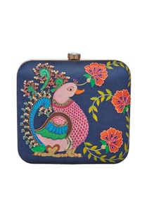 hand-painted-square-box-clutch
