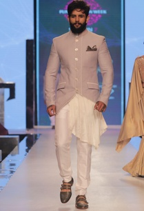 asymmetric-bandhgala-with-pleated-kurta-pants