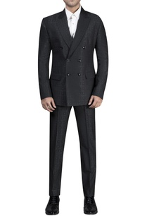 textured-double-breasted-tuxedeo-set