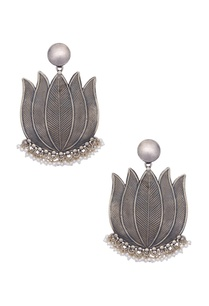 pure-silver-statement-earrings