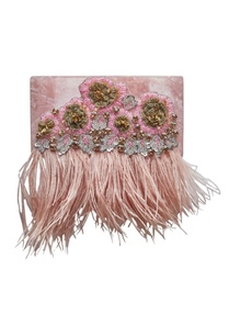 embroidered-clutch-with-feather-detailing