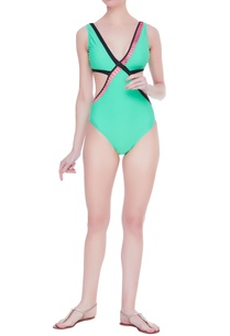nautical-cutout-swimsuit