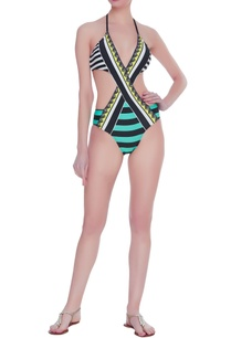 halter-striped-mononkini