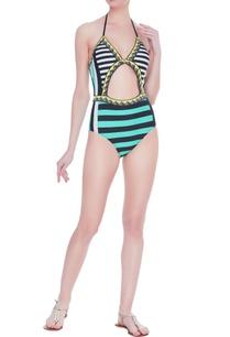 striped-nautical-monokini