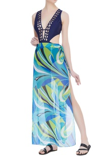 sheer-multicolor-printed-sarong