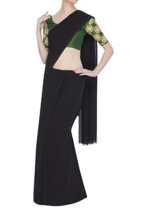 applique-work-saree-blouse