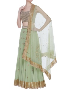pearl-embroidered-lehenga-set
