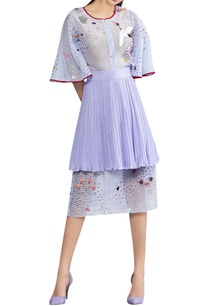 bell-sleeves-embroidered-dress
