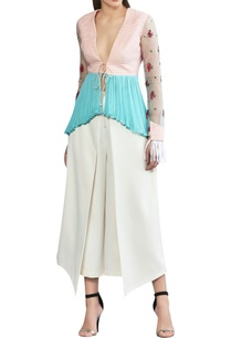 asymmetric-top-with-organza-sleeves