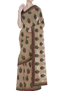 pure-georgette-thread-embroidered-sari-with-unstitched-blouse