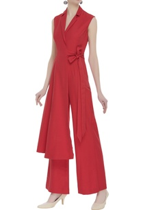 red-crepe-silk-jumpsuit