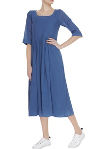 midi-dress-with-front-pleats