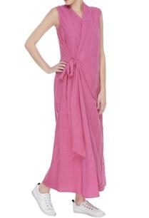 wrap-style-maxi-dress