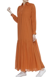 gather-detail-maxi-dress