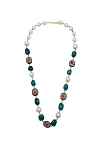 necklace-with-semi-precious-stones