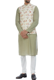 self-woven-silk-nehru-jacket