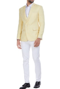 irish-linen-jacquard-double-breasted-blazer