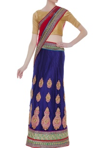 net-embroidered-sari-with-unstitched-blouse