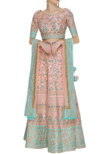 sequin-embroidered-lehenga-set