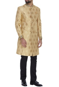 brocade-embroidered-sherwani